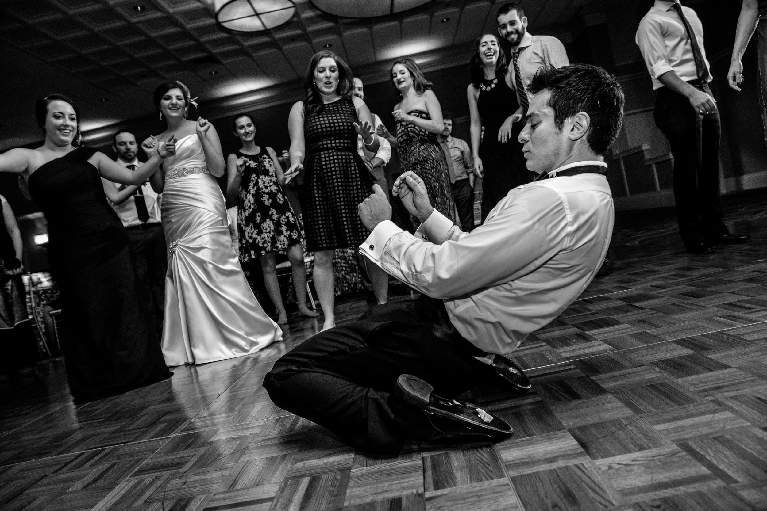 Bolger Center wedding