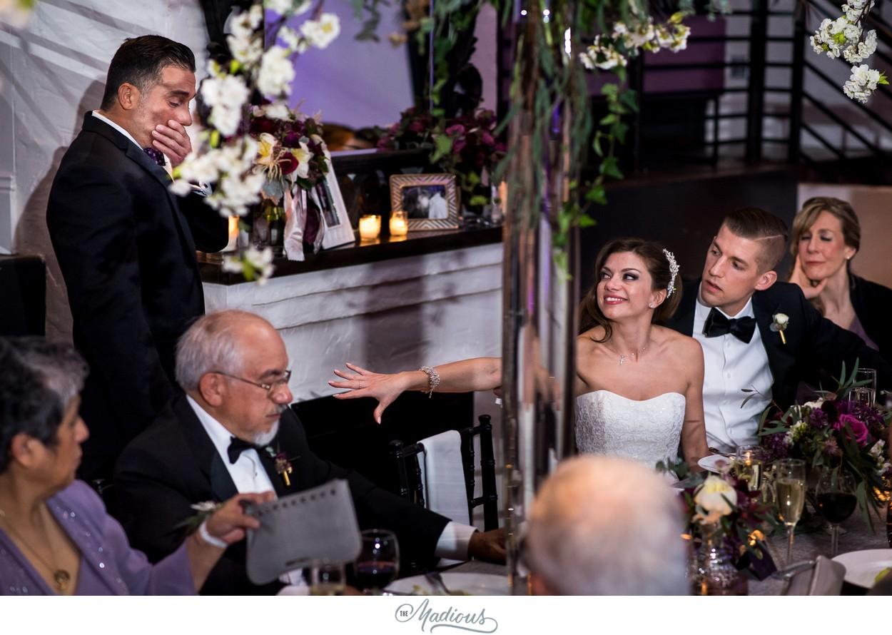 Malmaison DC wedding
