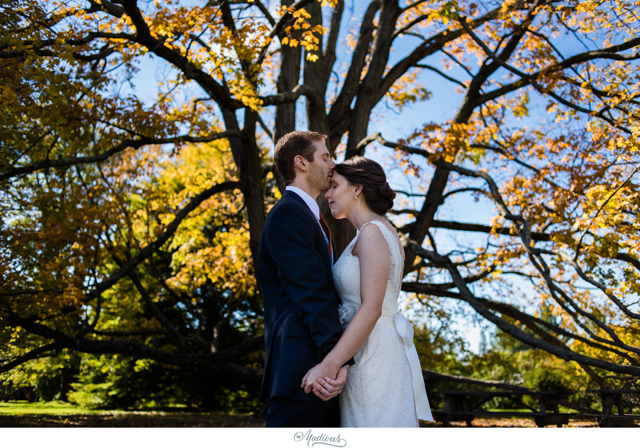 Cylburn Arboretum wedding photojournalism bride groom portraits