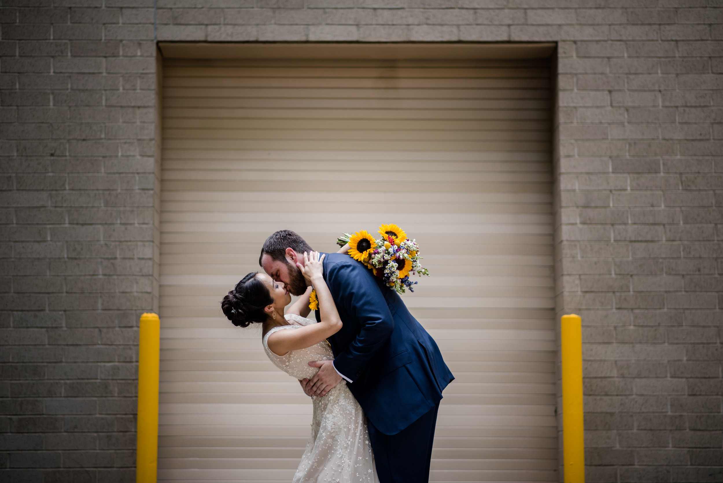 Jess + Andy | Bolger Center