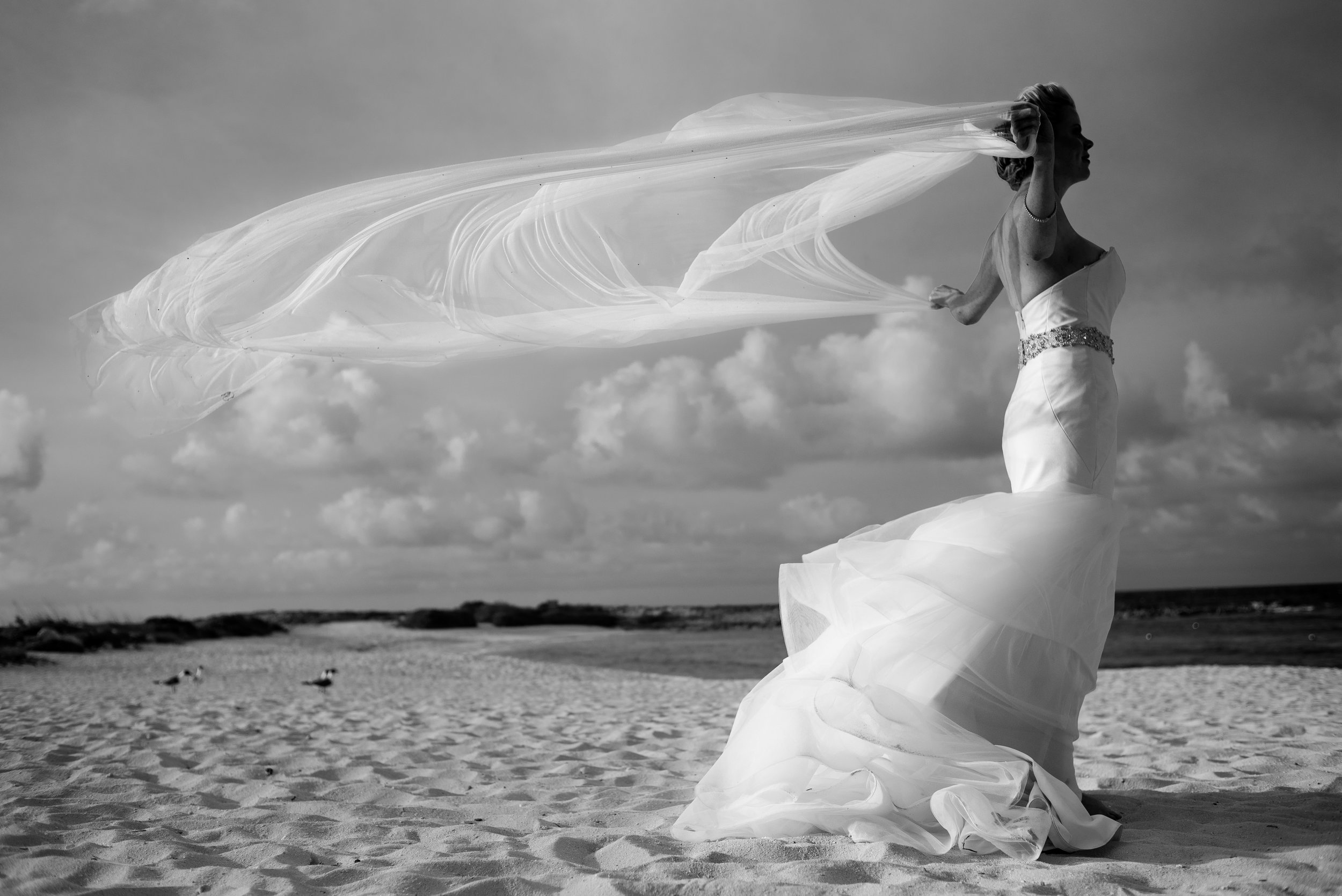 Ashley + James | Bahamas