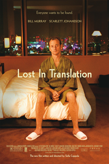 Lost In Translation was filmed at Park Hyatt In Tokyo