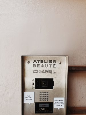 The Sunday Issue Atelier Beaute Chanel