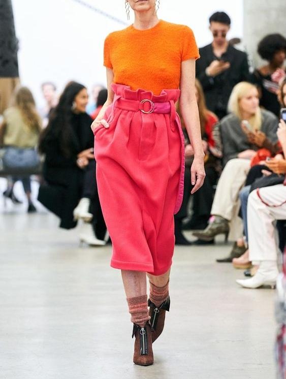 image: Rachel Comey,  Vogue.com  via  pinterest