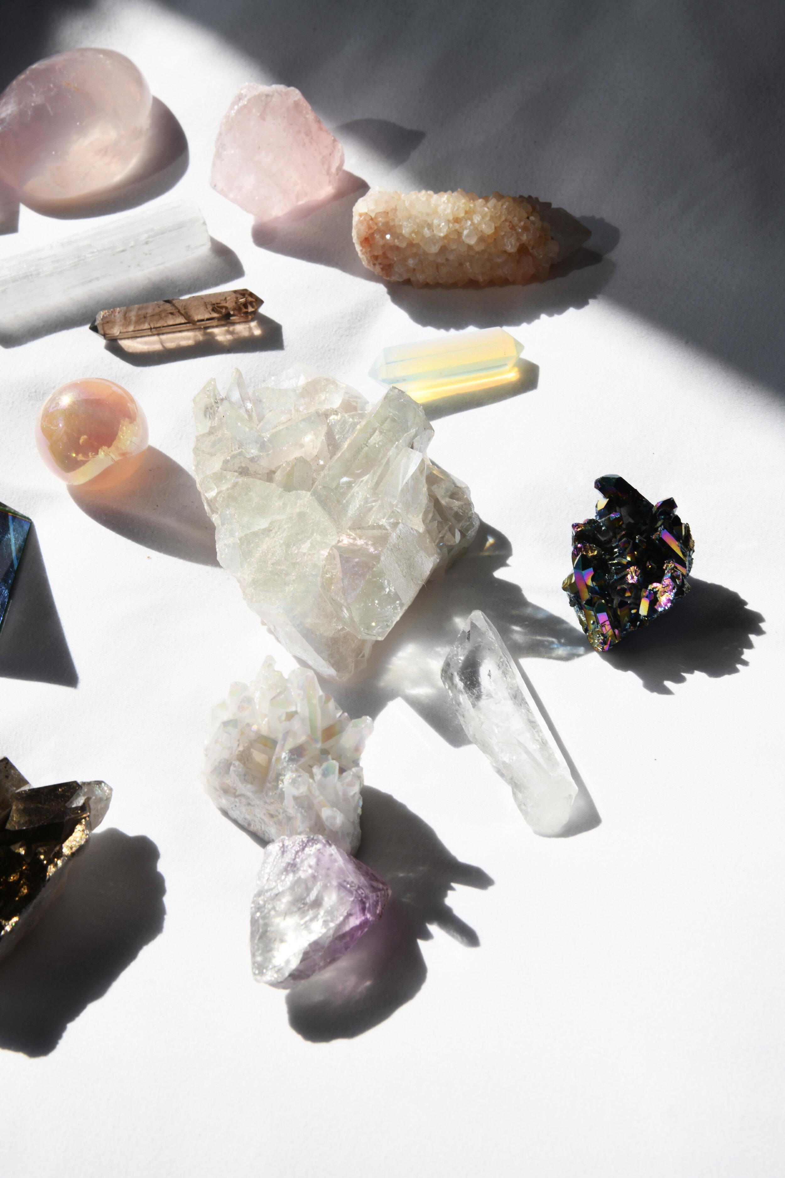 Sunday Forever Crystal Shop