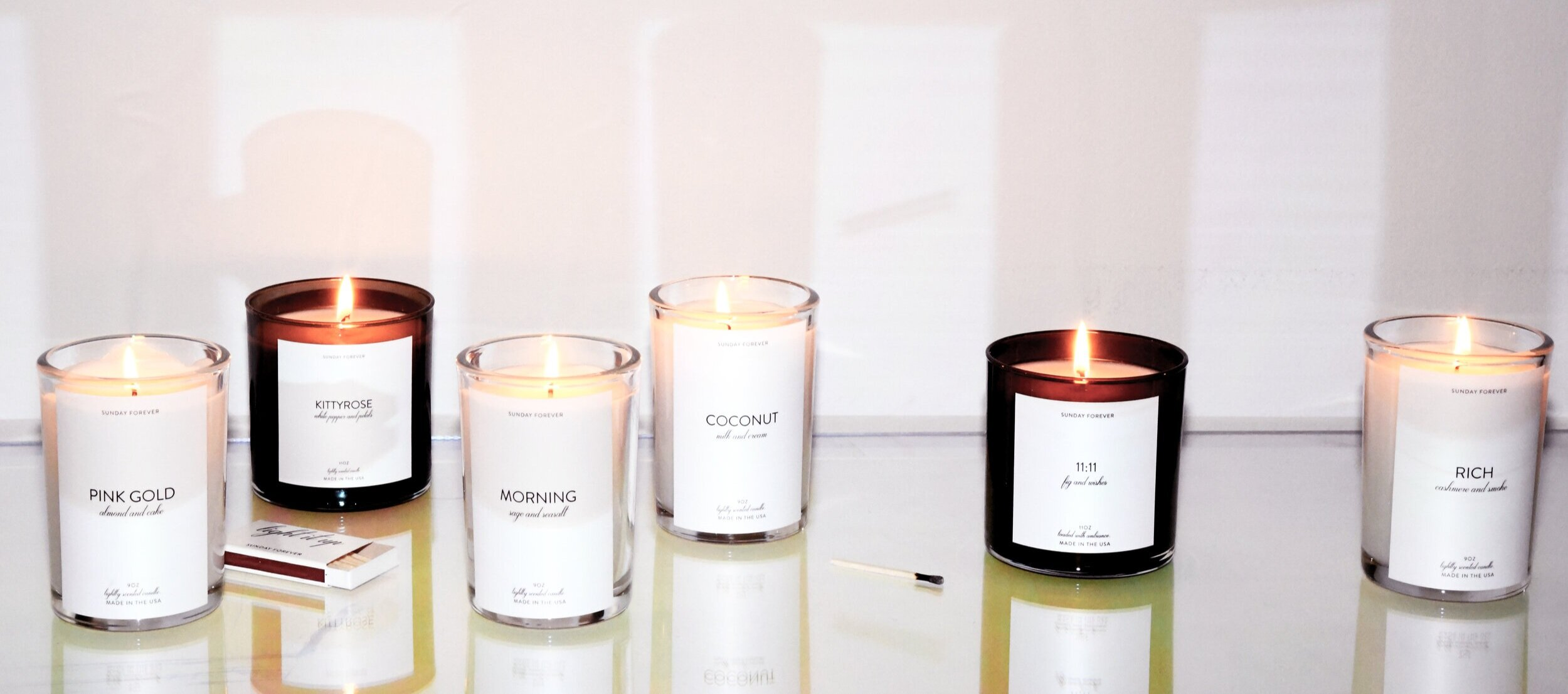 The+Sunday+Forever+Candle+Family