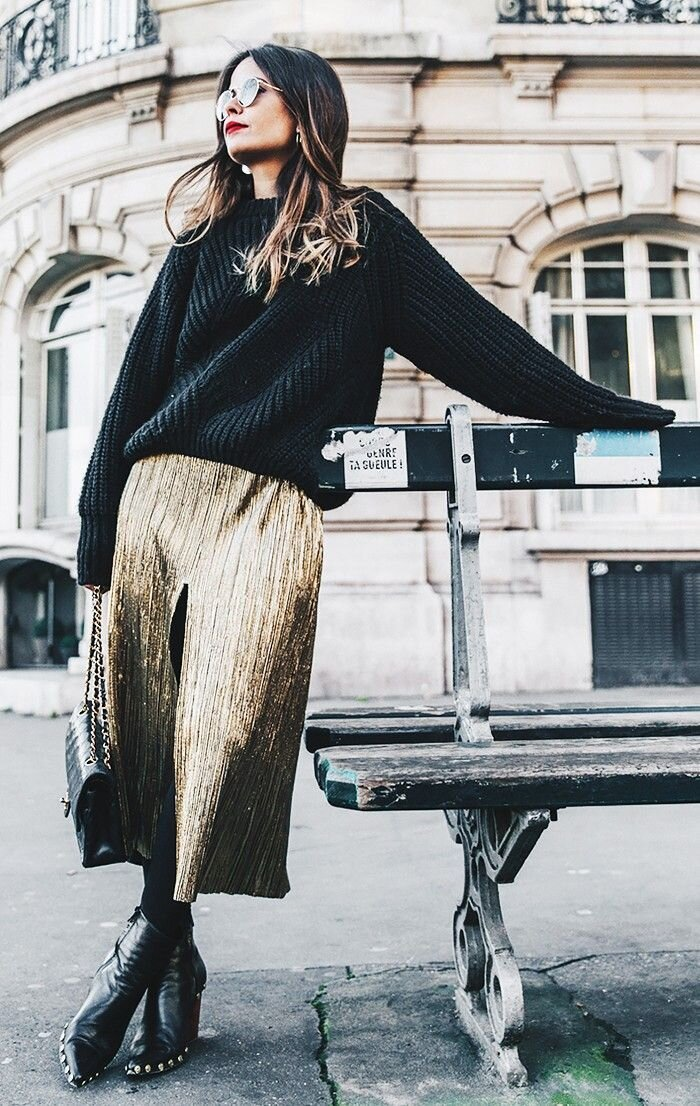 7 Reasons You Need a Metallic Midi Skirt in Your Life.jpg