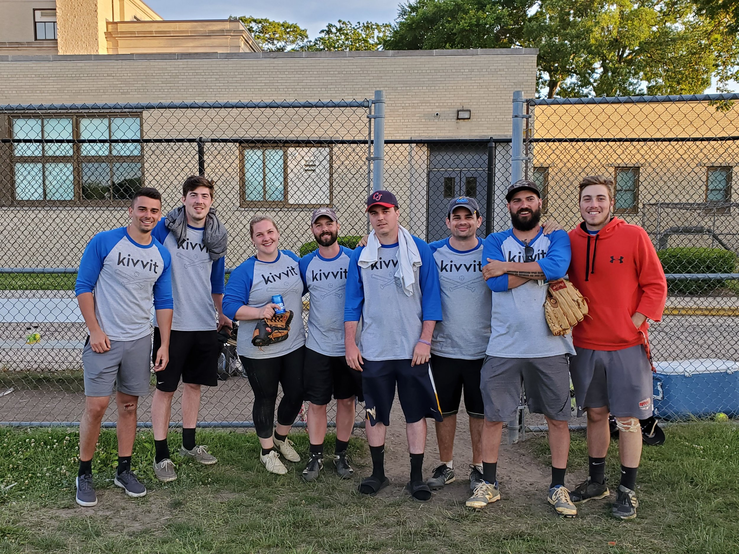 In the final game of the bracket team Kivvit was beaten by Asbury Beirgarten taking second place. Great games till the end!