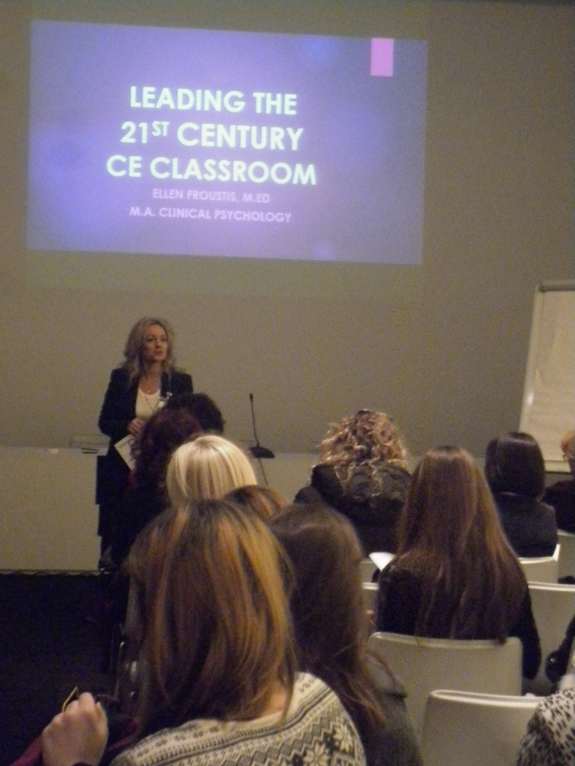EIMAI FOUNDER, ELLEN FROUSTIS DISCUSSES LEADING THE 21ST CENTURY CASSROOM.JPG