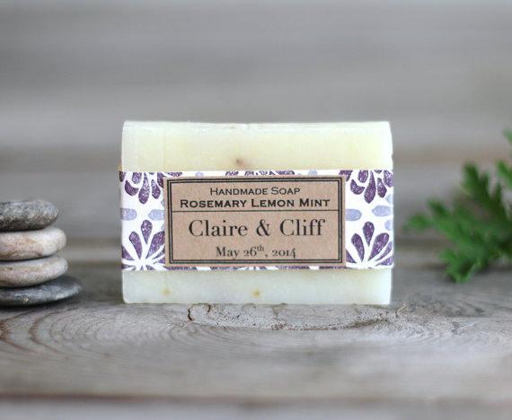 custom soap little flower soap shop