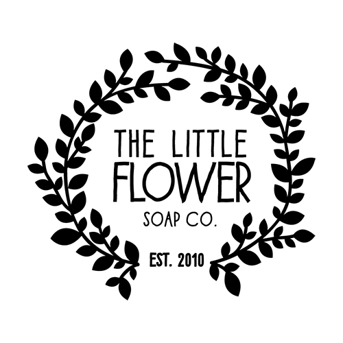 Be sure to visit  The Little Flower Soap Co.  to order the perfect gift for Dad!