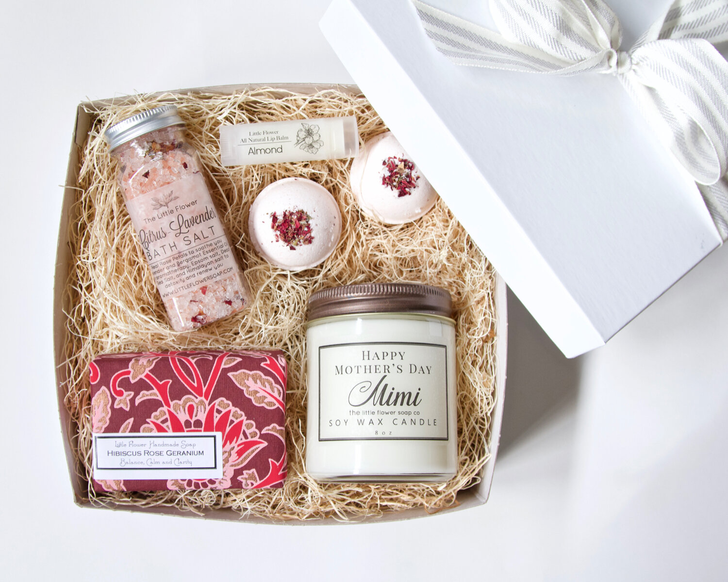 Mother/'s Day Gift Set bath lovers gift for her for mom gift for mom spa gift box mother/'s day gift Bath gift box bath box