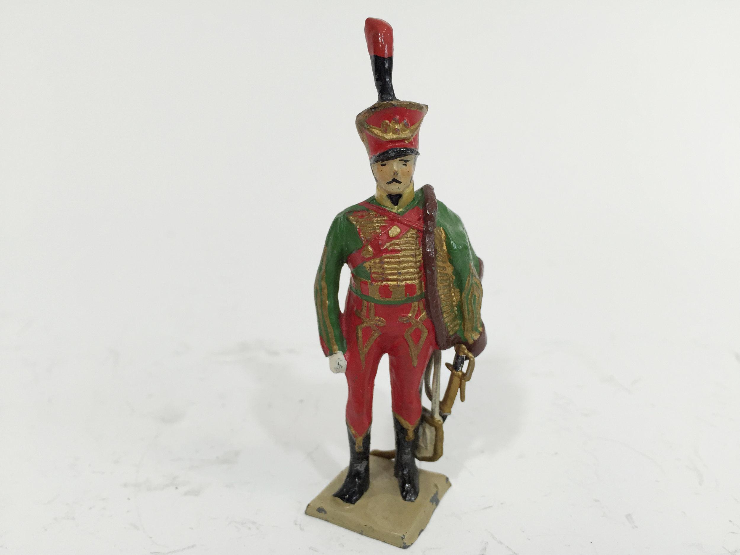 Vertunni, Officer 7th Hussars