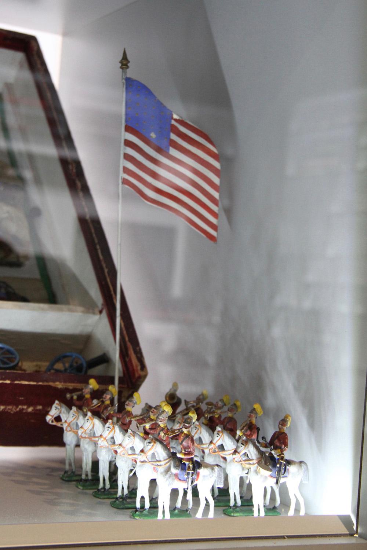 United States Infantry on Parade