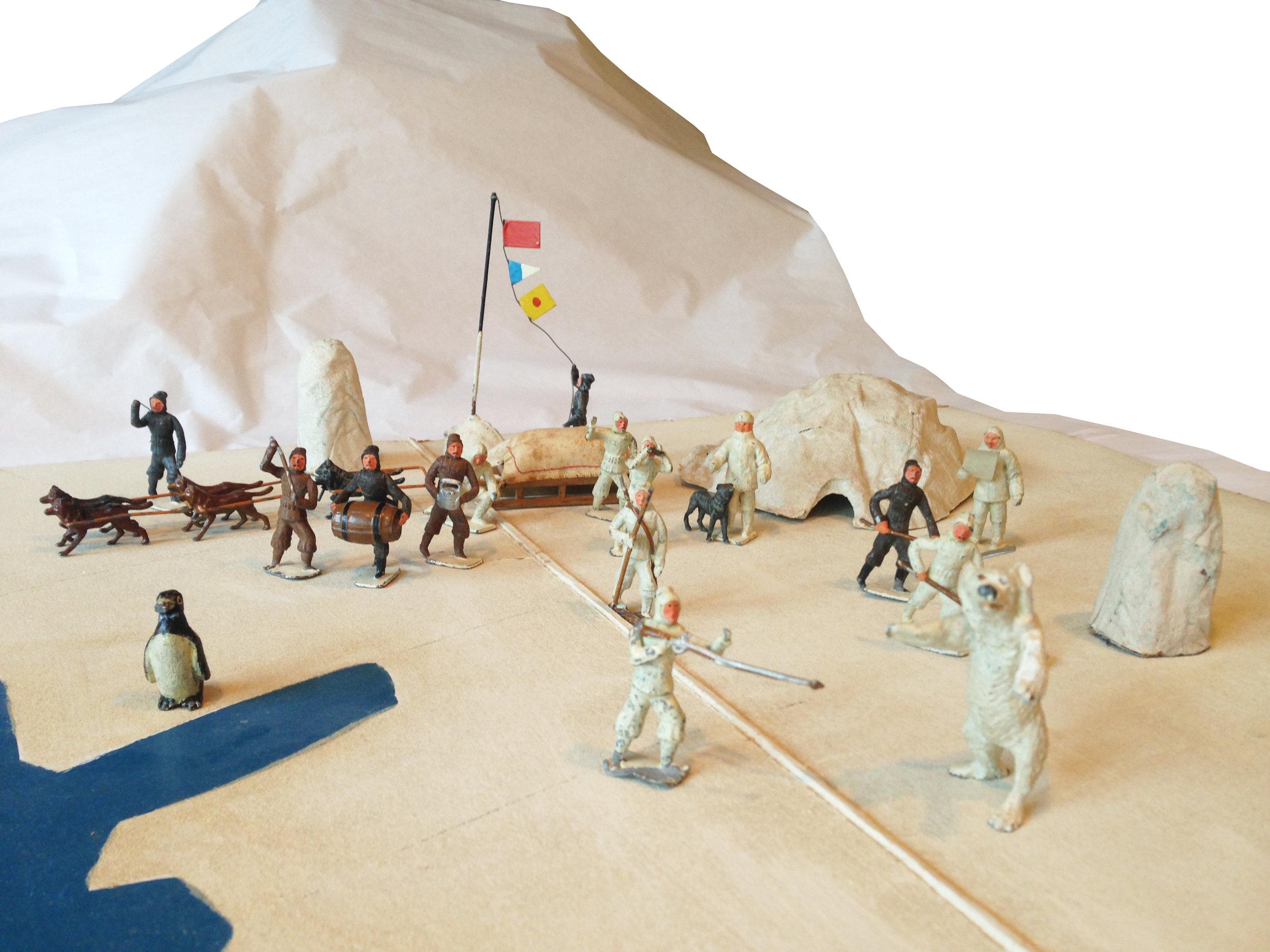 Polar Expedition set