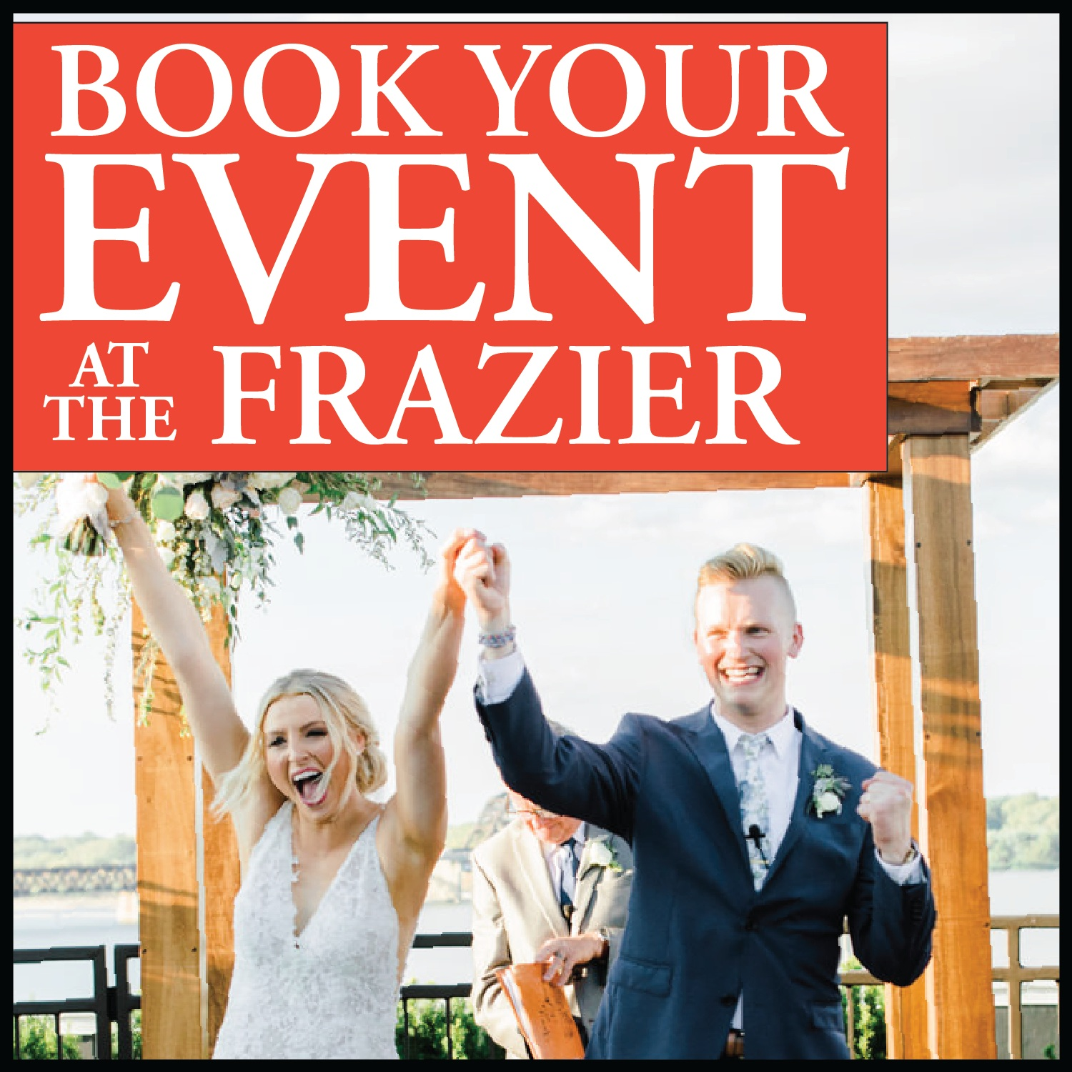 Book your Event at the Frazier