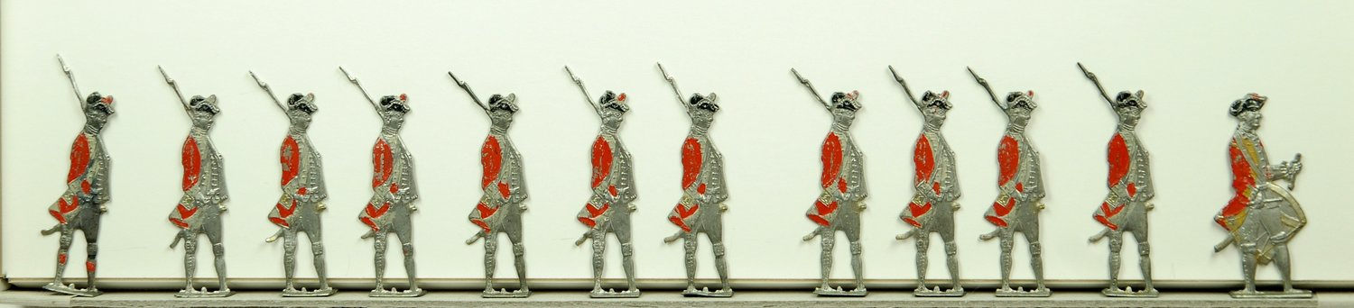 The Stewart Historic Miniatures Collection — Frazier History