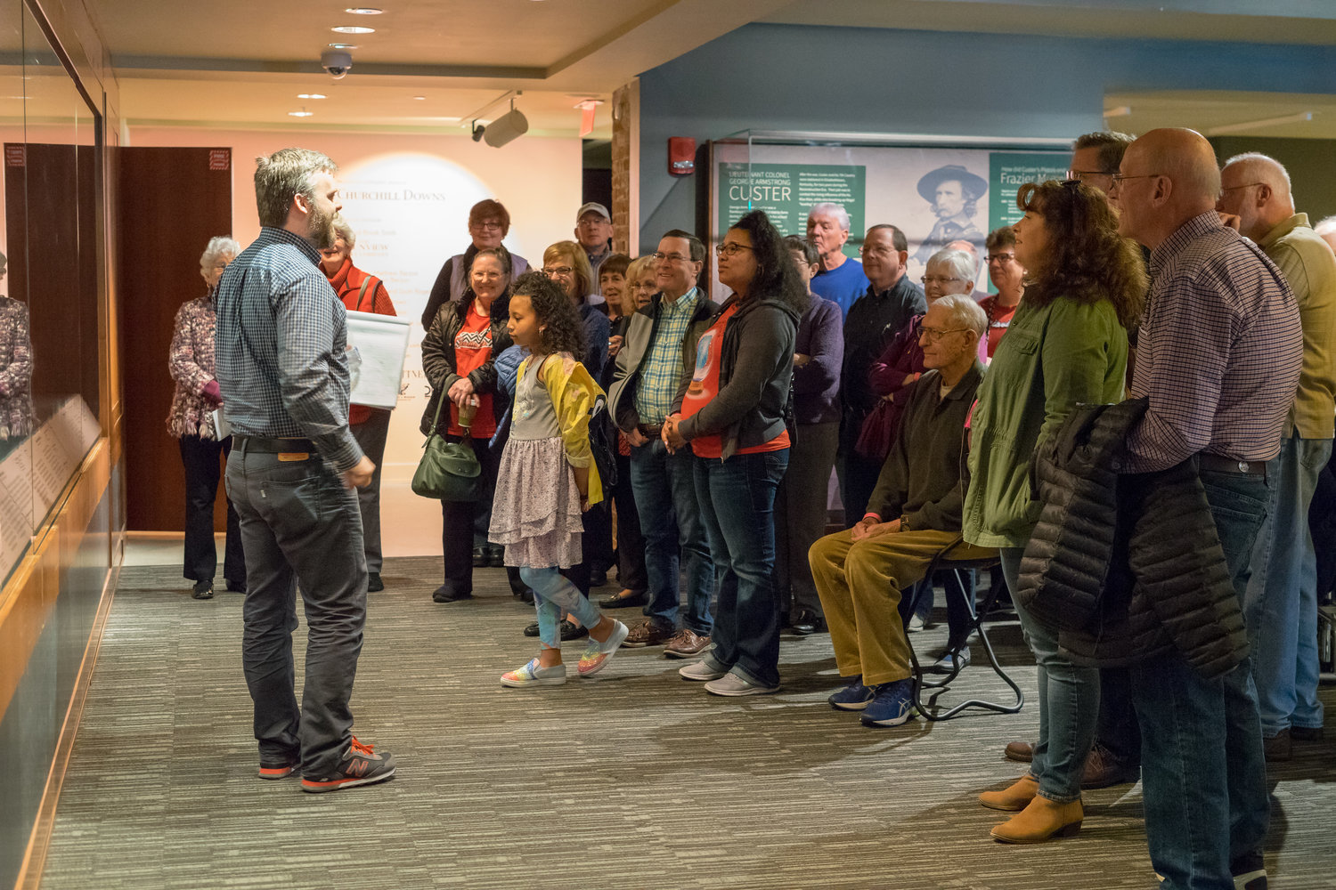 Become A Docent Frazier History Museum