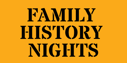 Click Here for Family History Night