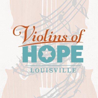 Violins of Hope Louisville Logo image