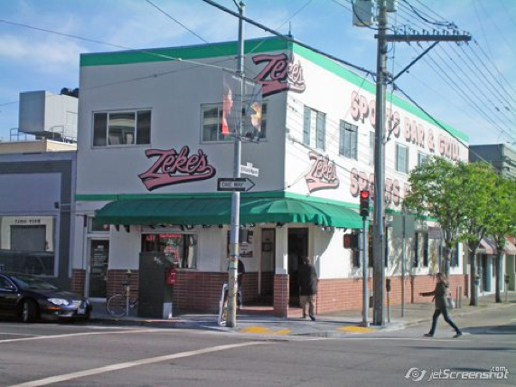 Zeke's (photo from SFBarKast)