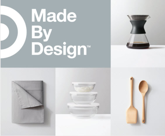 Target's Made By Design - Target's New Home Brand Elevates Everyday Items, Without Breaking the Bank