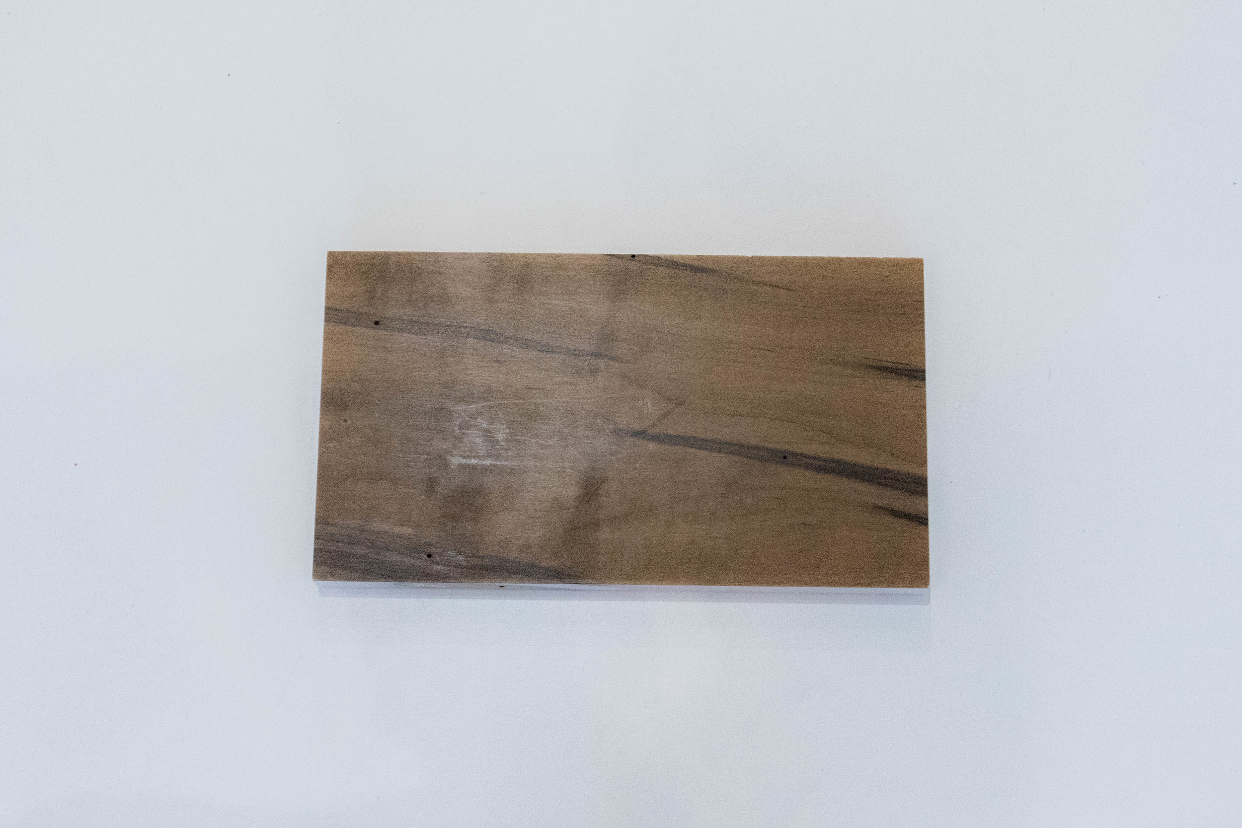 Oxidized Wormy Maple