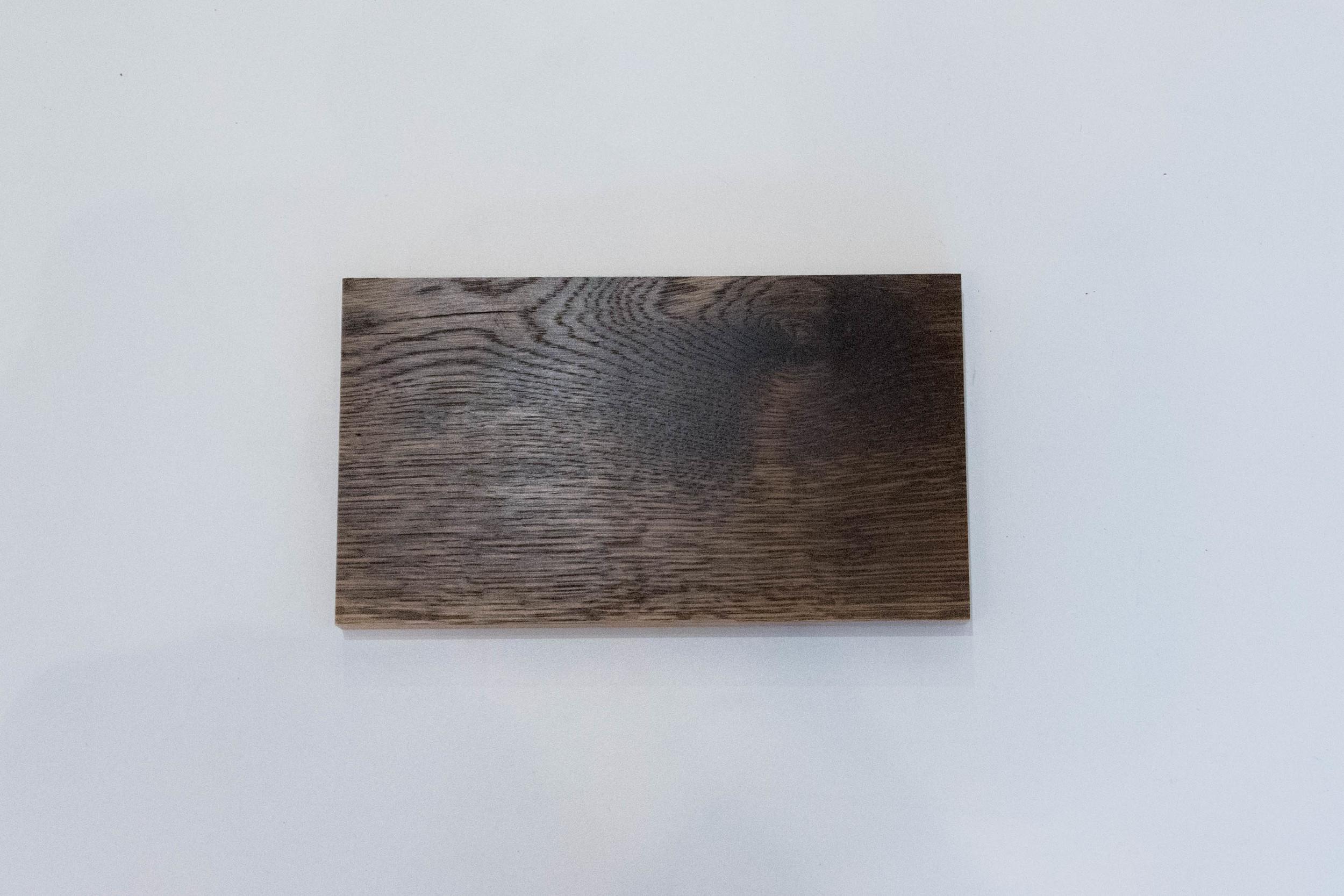 Oxidized Rustic White Oak