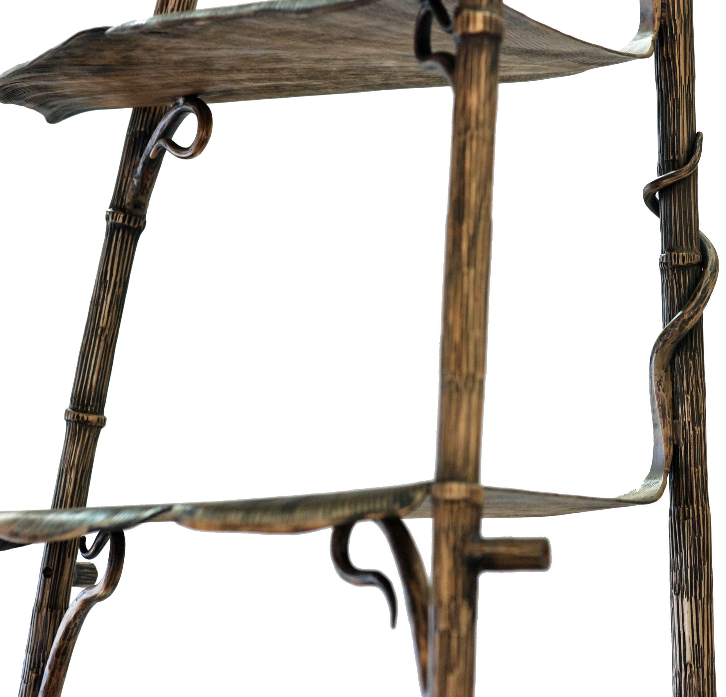 601:C Bronze Etagere Detail.jpg