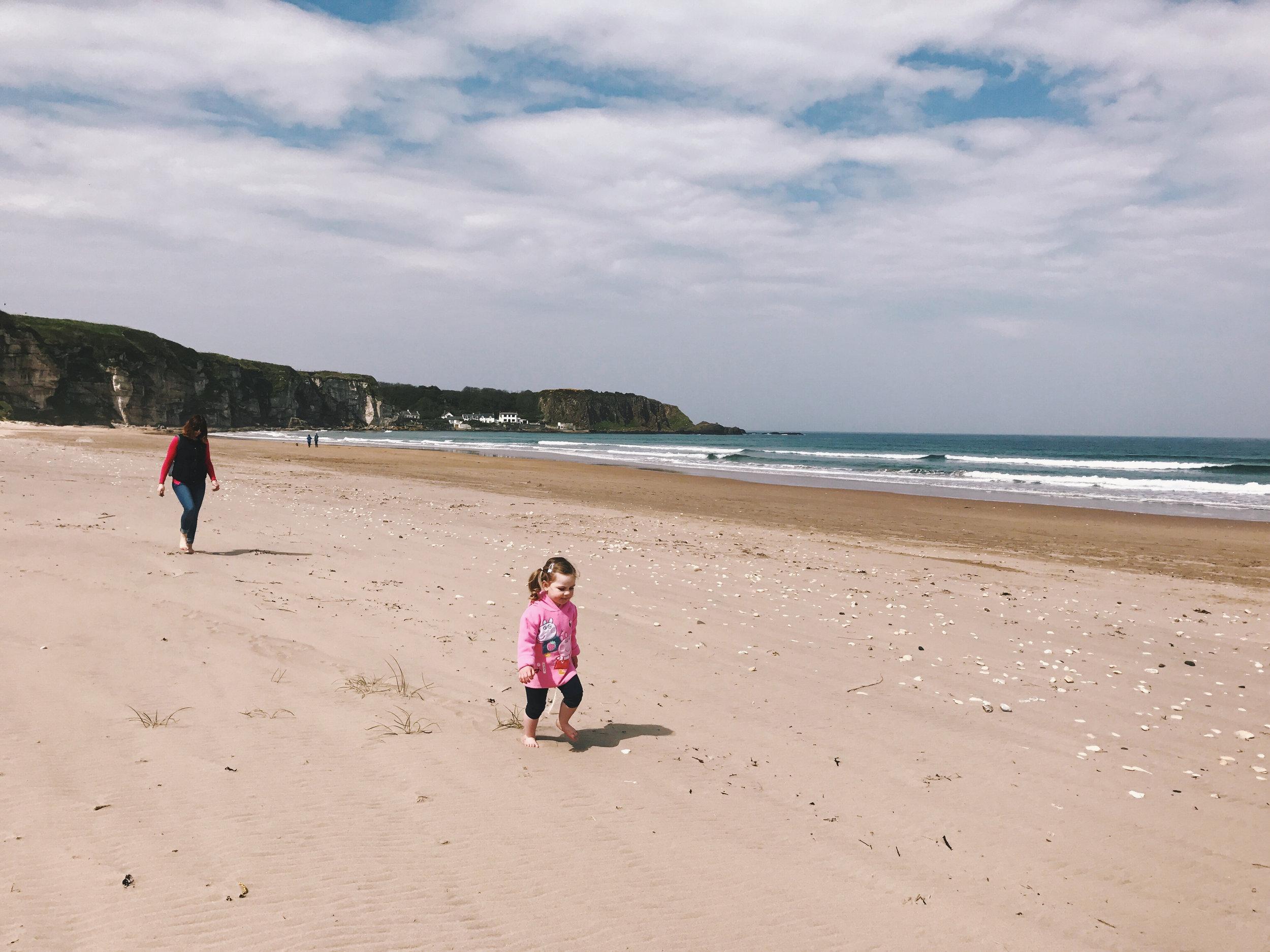 White Park Bay Beach