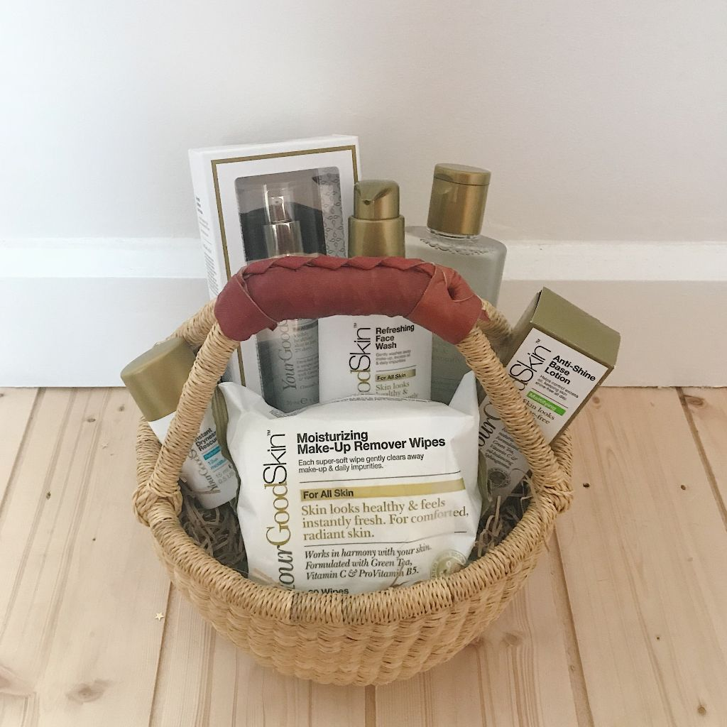 My YGS beauty basket