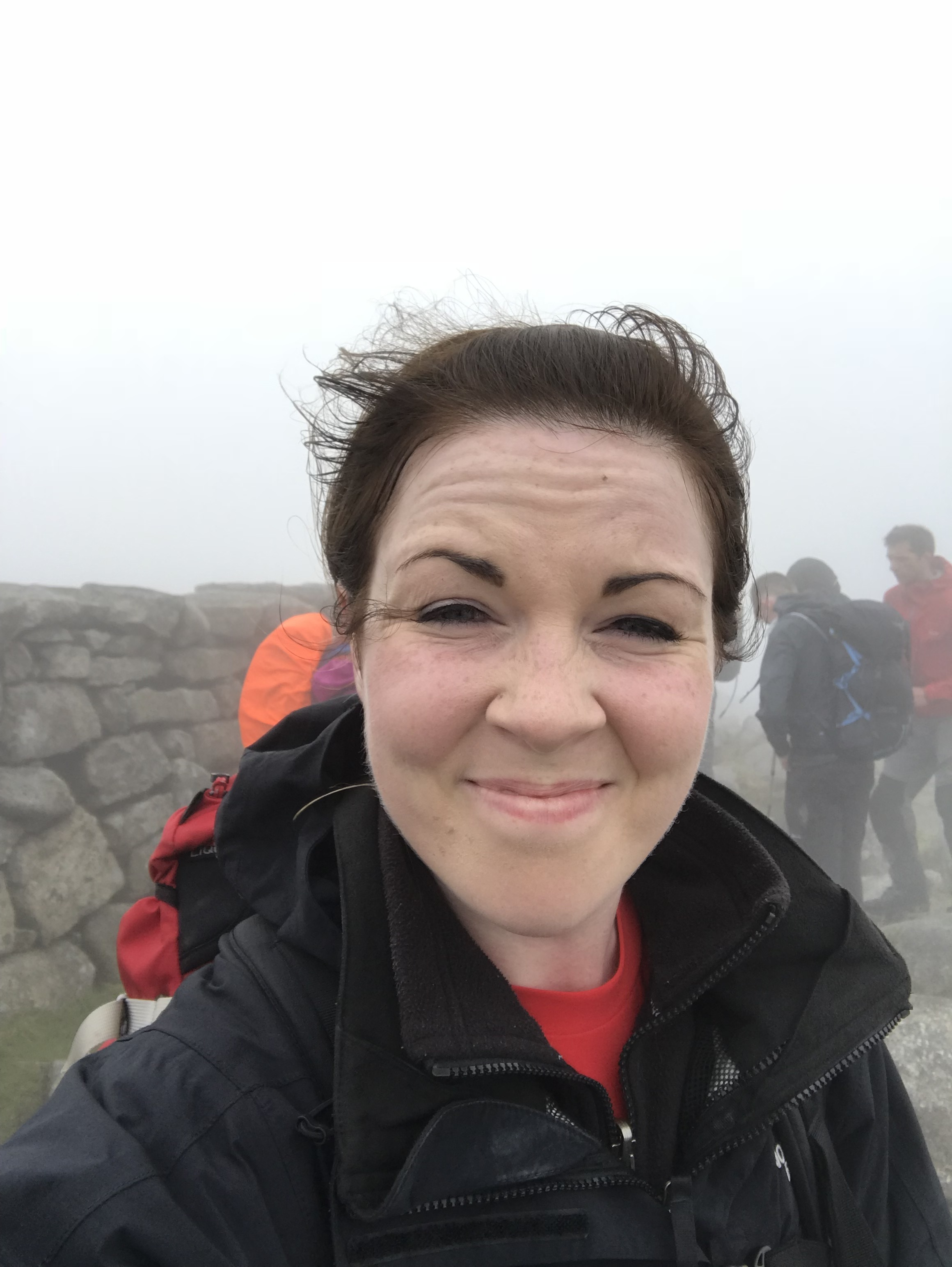 13.19pm - top of Loughshannagh (619m)