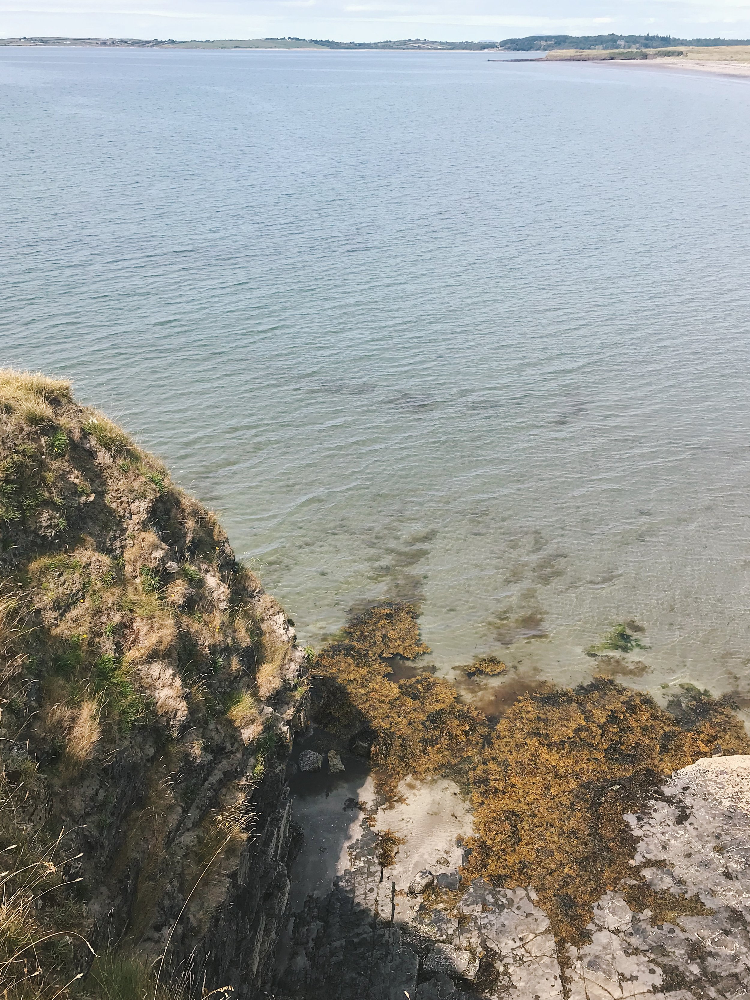 I swam in this water - beautiful Rosses Point