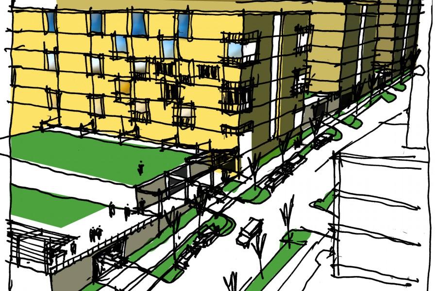 Yesler Terrace parking concept