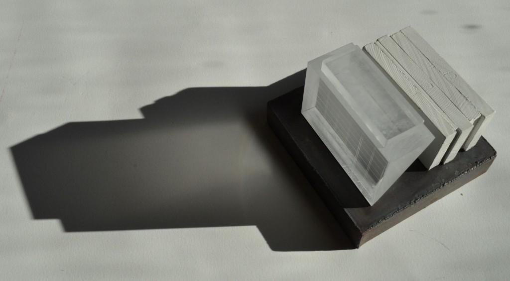 Acrylic Sheet Arch Concept