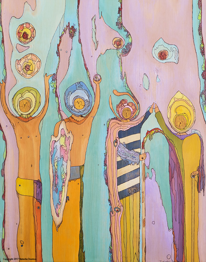 Natasha Stanton Spirit Art