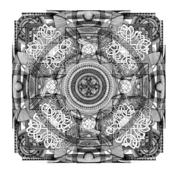 Symmetrical Universe
