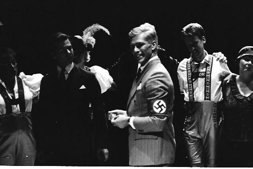 ERNST LUDWIG IN CABARET, LIVERPOOL EVERYMAN, 1987