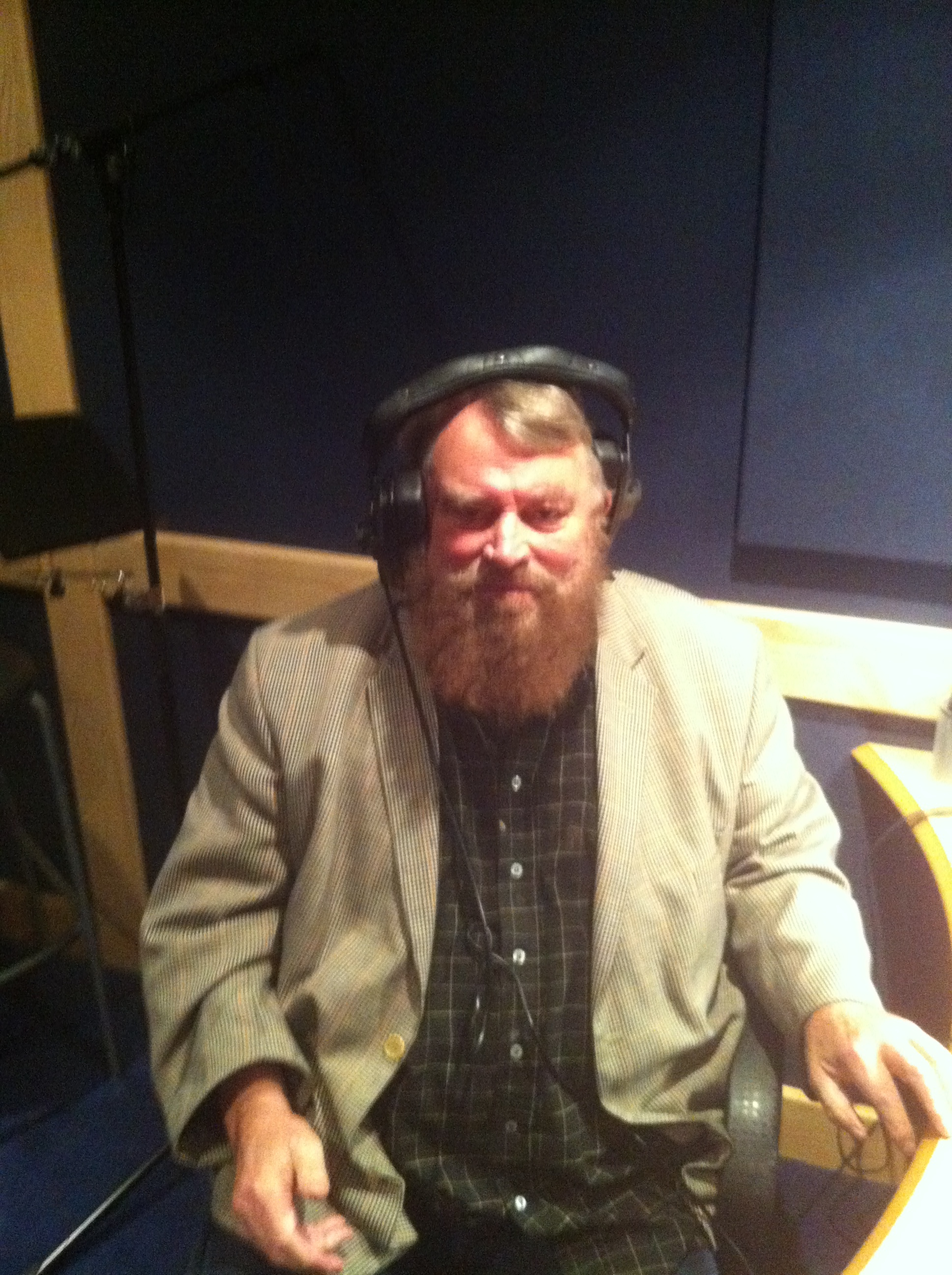 Brian Blessed 2015