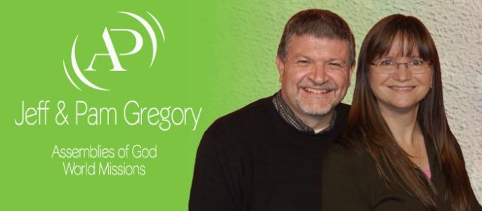 Jeff & Pam Gregory