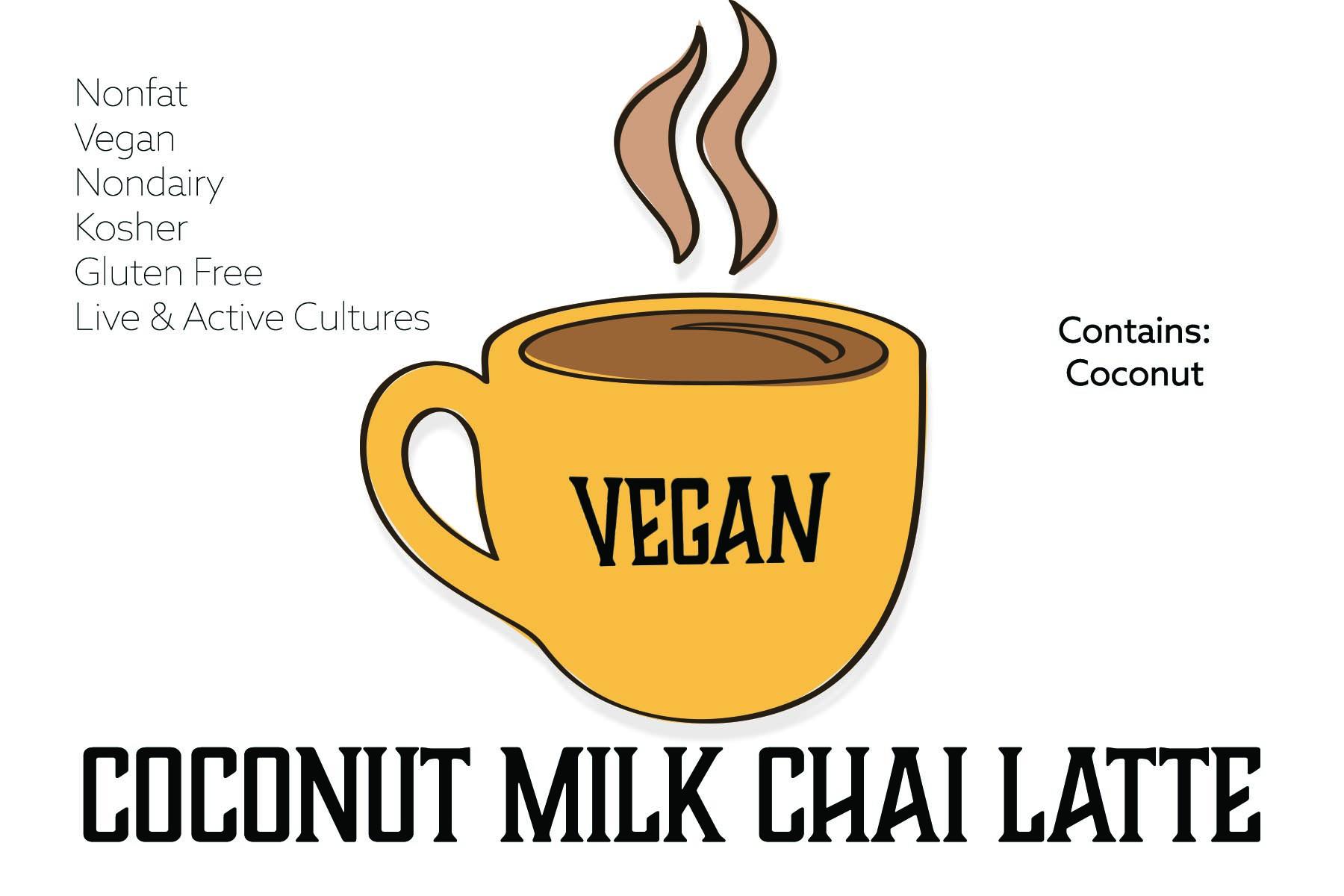 Vegan Coconut Milk Frozen Yogurt