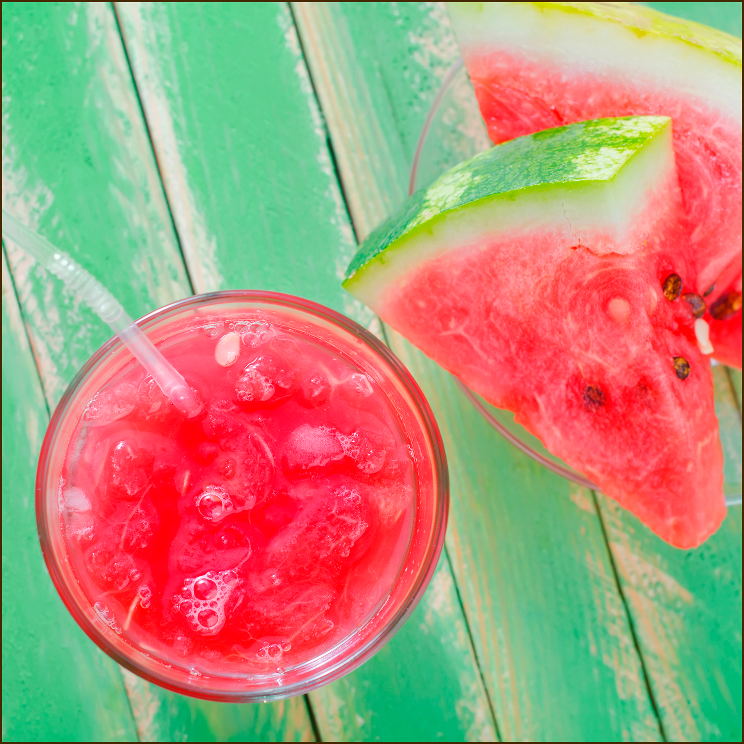 Perky Moose Watermelon Margarita