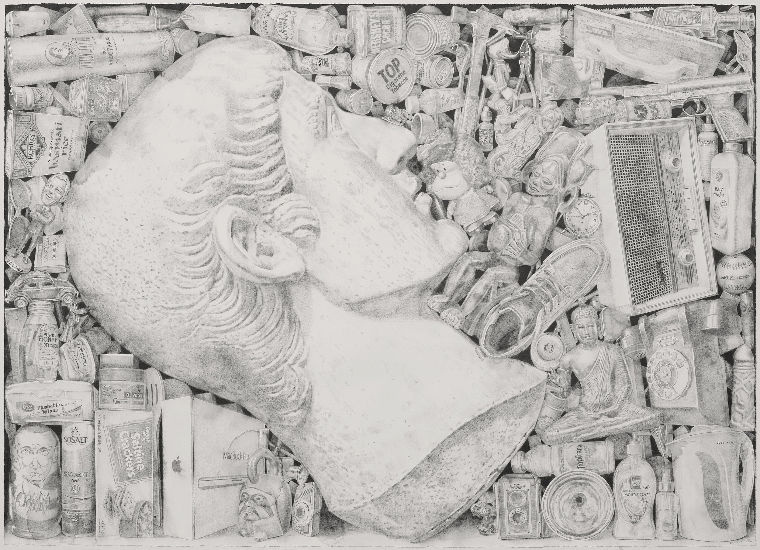 Jairo Alfonso. 174, 2015.Watercolor pencil on paper 39.4x55.1 inches.jpg