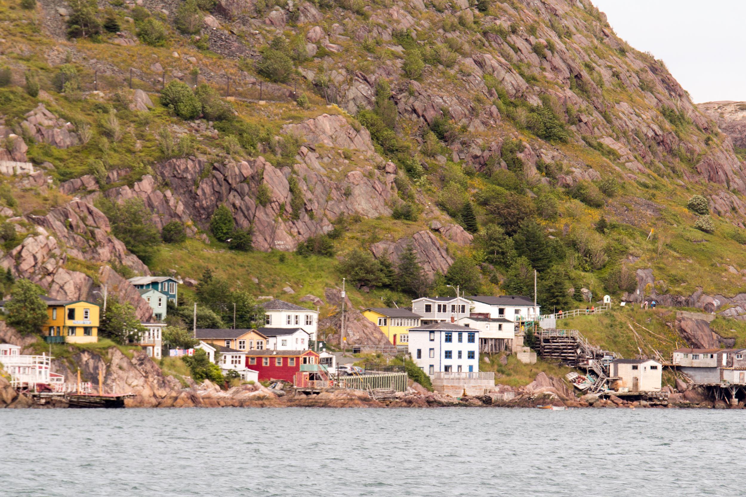 Signal Hill, St. Jon's, Newfoundland