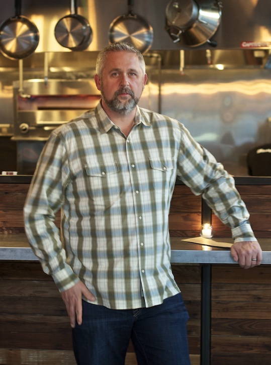 Chef John Gorham