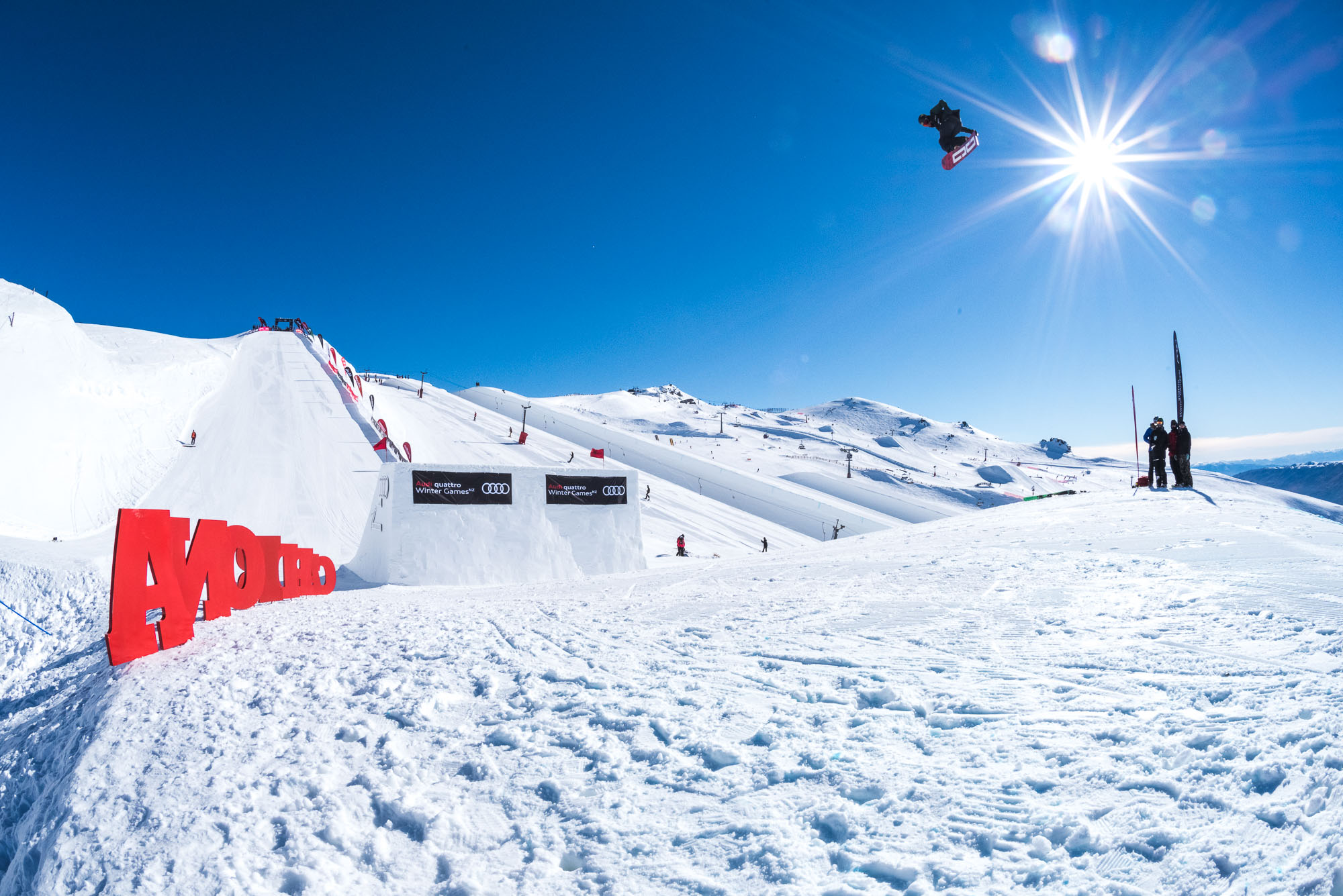 WINTER GAMES - AUDI QUATTRO WINTER GAMES NZ, 2018