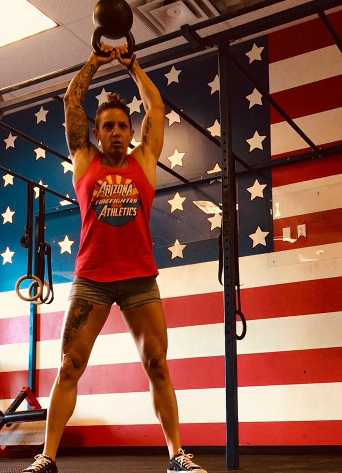 "Anne Giamundo ""GEE""  CrossFit Level 1 Trainer  CrossFit Level 2 Trainer"