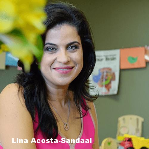 Lina Acosta-Sandaal