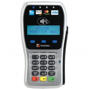 First Data FD35 Pin Pad/NFC Reader