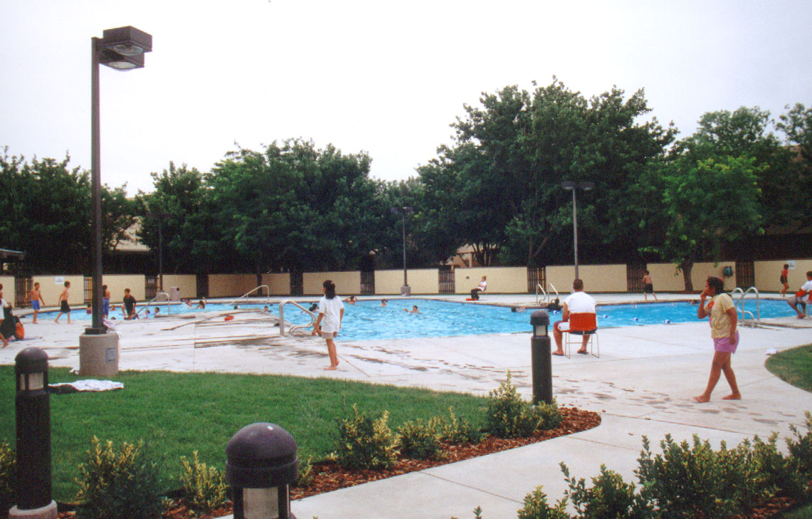 Eastern New Mexico University Swimming Pool Renovation